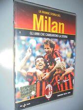 DVD N°8 GLI ANNI CHE CAMBIARONO LA STORIA LA GRANDE STORIA DEL AC MILAN ROCCO
