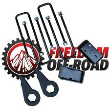 "Chevy GM 1500 K1500 4WD 3"" + 3"" Torsion Bar Key Lift Kit"