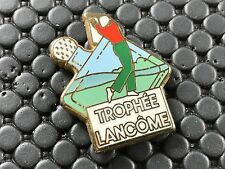 pins pin BADGE GOLF TROPHEE LANCOME  ARTHUS BERTRAND