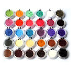 30 Colors Makeup Glitter Matte Eyeshadow Powder Pigment Eye Shadow Cosmetic Set