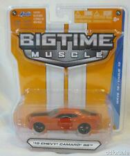 2010 Chevy Camaro SS /64 Die-cast Model From Bigtime Muscle Wave 19 by Jada Toys