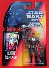 Figurine Star Wars. Shadows of the Empire. DASH RENDAR. Kenner 1996. Neuf