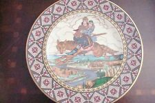 "HEINRICH Villeroy & Boch Collector plate ""The Firebird"", NIB Russian Tales"
