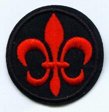 Ricamate patch BOY SCOUT GIGLIO SCOUT RANGER ROSSO S