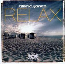 BLANK & JONES = Relax = CD = TRANCE DOWNTEMPO AMBIENT GROOVES !