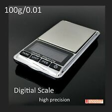Pocket Digital High Precision Scale 100gm Jewelry 100g/0.01