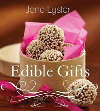 Edible Gifts, Lyster, Jane, New Books