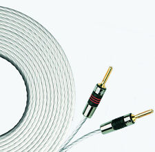 QED Silver MICRO Performance Speaker Cable Unterminated - Price Per Metre