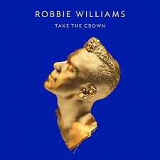 CD+DVD*ROBBIE WILLIAMS**TAKE THE CROWN (LIM.DELUXE EDIT)***NAGELNEU & OVP!!!