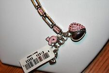 "Brighton "" Power of Pink '12 Bracelet NWT"