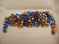 full package,144 swarovski octagon stones,8x6mm sapphire/foiled #4600(176)