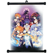 sp210001 Date A Live Home Decor Wall Scroll Poster 21 x 30cm