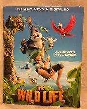 The Wild Life Blu-ray DVD & Digital HDNEW Free Shipping