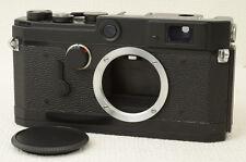 Canon VL Black Repainting Rangefinder Camera [Very good] from Japan (06-M52)