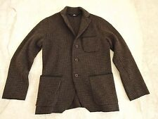 45rpm Wool blazer Jacket Made in China Size:2 //brown