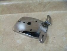 Yamaha 750 XJ MAXIM XJ750-J Rear Fender License Plate Mount Cover 1982 #YB34