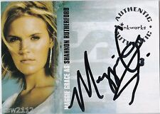 LOST SEASON 1 A3 MAGGIE GRACE AS SHANNON RUTHERFORD AUTOGRAPH