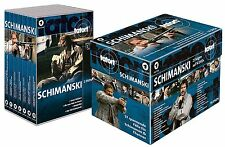 TATORT SCHIMANSKI ERMITTLERBOX 14 DVD BOX SET