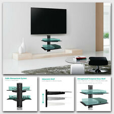 TV Floating Shelf Shelves Stand Wall Mount Console Media Entertainment Furniture