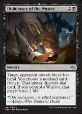 Diplomacy of the Wastes   NM X4 Fate Reforged MTG Magic Cards Black Uncommon