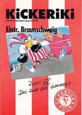 II. BL 91/92 Fortuna Köln - Eintracht Braunschweig, 25.10.1991