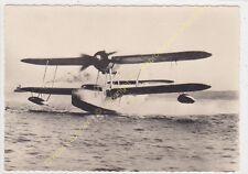 CPSM AVION PLANE SEA OTTER 1 nouveau biplan amphibie anglais n2 SUR L EAU