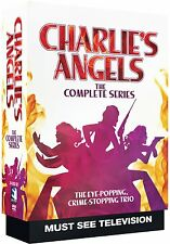 Charlie's Angels Complete Series Season 1 2 3 4 5 Drei Engel Für Charlie 20 DVD