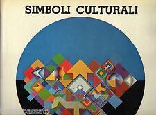 SIMBOLI CULTURALI NEI DIPINTI DI TAMBURELLO - PASSONI FRANCO - BRIXIA 1978