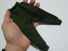 "1/6 Scale Hot Army Green Casual Pants For 12"" Action Figure Dolls Toys"