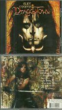 CD - ALICE COOPER : DRAGONTOWN / COMME NEUF - LIKE NEW