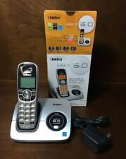 Uniden DECT 6.0 Digital Caller ID Cordless Phone (DECT1560)