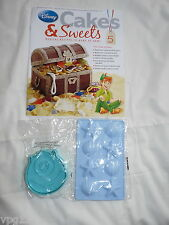 EAGLEMOSS DISNEY CAKES & SWEETS STARFISH & SHELL MOULDS MIKE CUTTER No 5  NEW