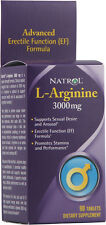L-Arginine Advanced Formula, Natrol, 90 tablets 3000 mg 1 pack