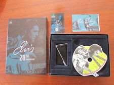 ELVIS PRESLEY Love me Tender Shaped CD #1979 out of 2000 French pressing