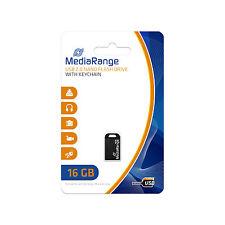 MICRO NANO CLE USB 16 GO RAPIDE MEDIARANGE / key clef ultra mini mediar 16gb