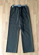 MARNI Green Trousers Size 38- UK 10 12
