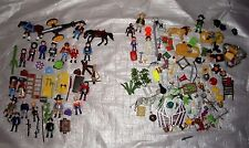HUGE Playmobil Accessories Lot Animals Western Horses ITEMS ADDED 1/9