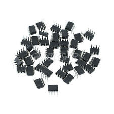 40x NE555 Temporizzatori Timer NE555P 555 Chip Circuito Integrato DIP-8 500KHz