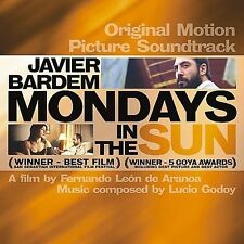 Mondays in the Sun Original Motion Picture Soundtrack 2002 CD - NEW
