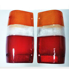 FOR MITSUBISHI 87-96 PICKUP MIGHTY MAX DODGE D50 STANDARD REAR TAIL LIGHT LENS