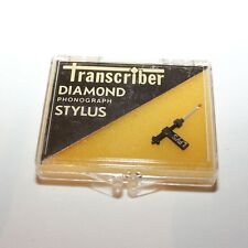 Transcribe #68 Diamond Phonograph Stylus Needle - Tetrad 11D
