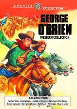 George O'Brien Western Collection (3 disc set) - Region Free DVD -  Sealed
