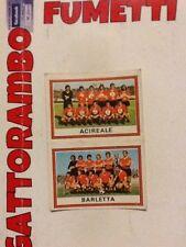 Figurine Calciatori N.591 Acireale-Barletta Anno 73/74 - Panini Ottima