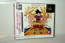 DRAGONBALL Z ULTIMATE BATTLE 22 USATO SONY PSX PSONE ED GIAPPONESE DM1 43413