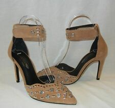 Jeffrey Campbell Women's Party Favor Studded Heels Retail $188 size 6