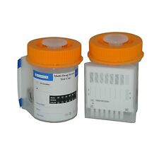 5 x 7 Drug Panel With Integrated Urine Cup All In 1 Test Kit