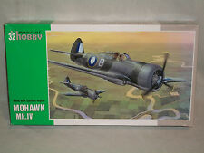 Special Hobby 1/32 Scale Curtiss Mohawk Mk.IV with Cyclone Engine