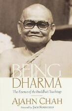 Being Dharma: The Essence of the Buddha's Teachings, Ajahn Chah, Acceptable Book