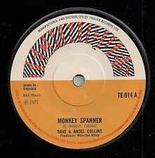 DAVE & ANSEL COLLINS- Monkey Spanner/ Monkey Spanner- Version Two-K6-7