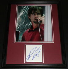 Colin Farrell Signed Framed 11x14 Photo Display Phone Booth
